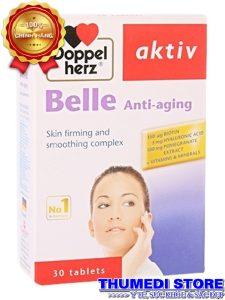Belle Anti-aging – Dưỡng da, chăm sóc da, duy trì vẻ đẹp của da.