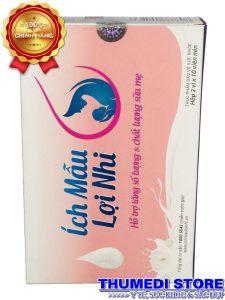 Ích mẫu lợi nhi – Tăng cường sữa mẹ sau 3-5 ngày