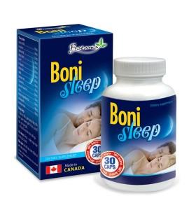 BoniSleep – Giúp an thần, giảm stress. Giúp dễ ngủ, ngủ ngon giấc