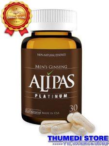 Sâm Alipas Platinum – Tăng cường sinh lực phái mạnh