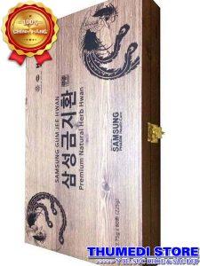 Gum jee hwan – An cung ngưu hoàng Hàn Quốc, hỗ trợ phòng chống đột quỵ
