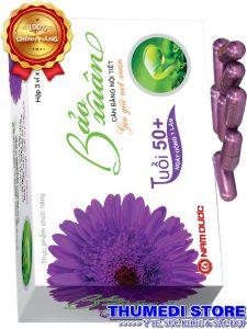 Bảo xuân 50+ Giúp cân bằng nội tiết tố, tăng cường sinh lý nữ…
