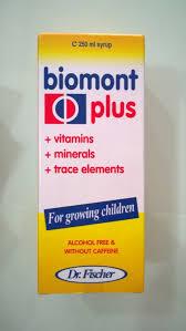 Biomont Plus – Hỗ trợ cơ thể tăng trưởng và khỏe mạnh…