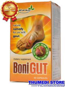 Boni Gut – Hỗ trợ điều trị bệnh gút, bảo vệ khớp