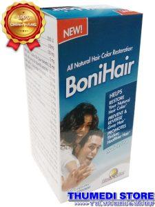 BoniHair – Giúp chuyển tóc bạc thành tóc đen, chống rụng tóc