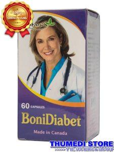 BoniDiabet – Hỗ trợ điều trị, ngăn ngừa biến trứng tiểu đường …