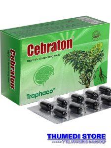Cebraton – Phòng và điều trị suy giảm trí nhớ