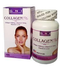 Collagen Plus – Giúp làn da căng bóng, trẻ trung…