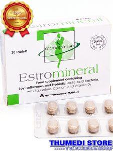 Estromineral – Cải thiện triệu chứng tiền mãi kinh…