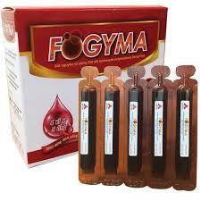 Fogyma – Phòng ngừa và điều trị thiếu máu do thiếu sắt