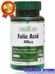 Folic Acid – Bổ sung vi chất cần thiết cho phụ nữ thời kỳ mang thai