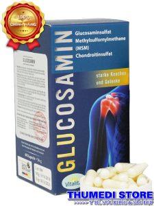 Glucosamin – Hỗ trợ điều trị bệnh đau xương khớp, thoái hóa khớp
