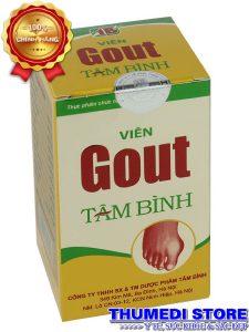 Gout Tâm Bình – Phòng và hỗ trợ điều trị Guot