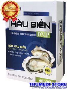 Hàu Biển DMP – Tinh chất hàu biển giúp hỗ trợ tăng cường khả năng sinh lý nam