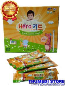 Hero Gold – Hỗ trợ giảm các triệu chứng mệt mỏi, chán ăn, tăng cường sức đề kháng