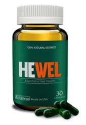 Hewel – Hỗ trợ giải độc, chống độc và bảo vệ gan