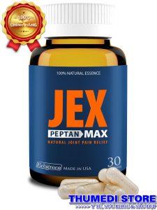 Jex max – Hỗ trợ điều trị viêm khớp, loãng xương