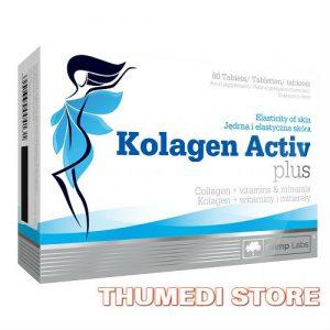 Kolagen Activ plus – Giúp da đàn hồi, căng mịn, trẻ hóa da