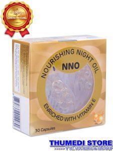NNO – Tinh dầu vitamin E dưỡng da Thái Lan