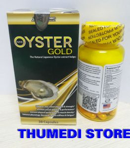 NMI OSYSTER GOLD Tăng cường chức năng sinh lý nam hiệu quả