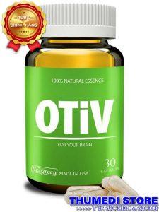 Otiv – Cải thiện mất ngủ, đau nửa đầu, tăng cường trí nhớ