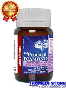 PM Procare Diamond – Cho phụ nữ mang thai và cho con bú