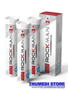 Rockman – Viên sủi hỗ trợ tăng cường sinh lý nam giới