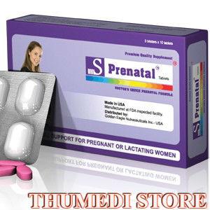 S Prenatal – Thuốc bổ cho mẹ bầu.
