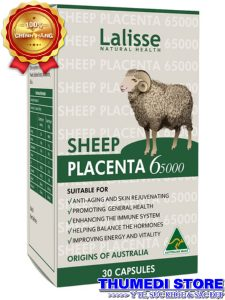 Sheep Placenta 65000 – Giúp làm đẹp da, hết tàn nhan, xua tan vết nám…