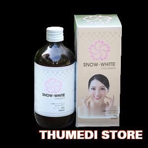 Snow White Collagen – Nước uống trắng da, làm chậm quá trình lão hóa