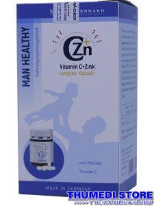Vitamin C + Zink – Hỗ trợ tăng cường sức đề kháng, chống lão hóa