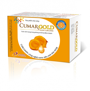 CumarGold – Hỗ trợ điều trị ung bướu, dạy dày, tá tràng