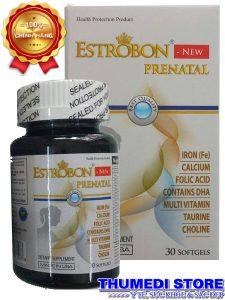 Estrobon Prenatal – Bổ sung dưỡng chất cho phụ nữ mang thai