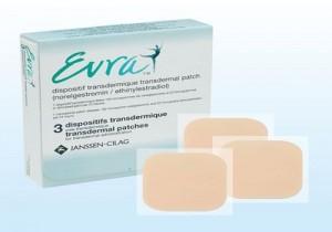 Evra – Miếng dán tránh thai giải phóng qua da hiệu quả