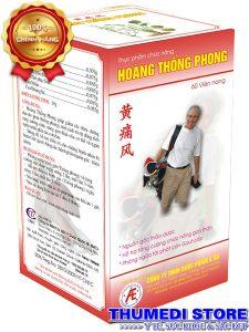 Hoàng Thống Phong – Hỗ trợ phòng và điều trị bệnh gút