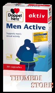 Men Active. Tăng cường sinh lý nam, tăng cương nội tiết nam