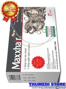 Maxxhair – Ngăn ngừa rụng tóc, giúp tóc mọc nhanh…
