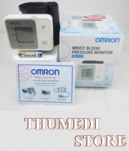 Máy đo huyết áp OMRON HEM-6121 Chính hãng Omron