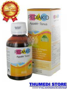 Pediakid Appétit – Tonus: Giải pháp kích thích ăn ngoan