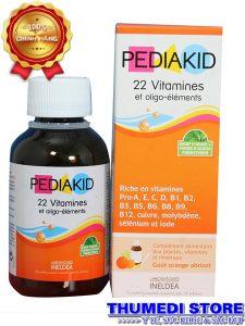 Pediakid 22 Vitamin et Oligo Éléments – Bổ sung vi chất