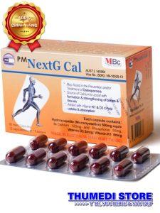 NextG Cal – Viên bổ sung Canxi cho phụ nữ, trẻ em, người già