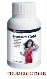Femalex Gold – Giảm triệu chứng tiền mãn kinh vì sức khỏe và hạnh phúc của phụ nữ