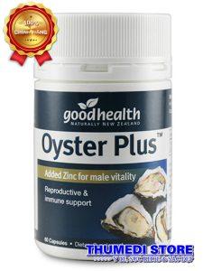 Oyster Plus – Hỗ trợ tăng cường sinh lý, điều trị xuất tinh sớm, yếu sinh lý ở nam giới