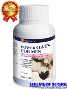 Power Oats For Men – Giúp hỗ trợ sinh lý, tăng cường sinh lực cho nam giới.
