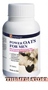Giúp hỗ trợ sinh lý, tăng cường sinh lực cho nam giới. Power Oats For Men – Made in USA
