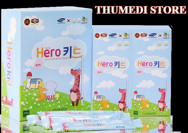 Hero Kid. THUMEDI STORE_A2A