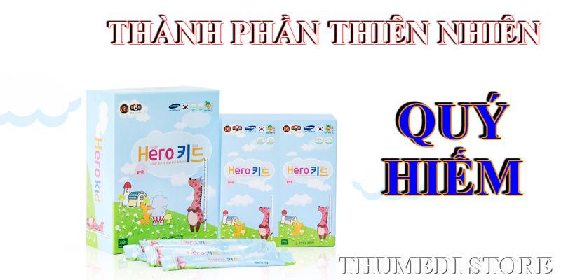 Hero Kid. THUMEDI STORE_A4