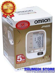Máy đo huyết áp OMRON JPN600 – Made in Japan
