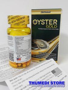 Oyster Gold – Tinh chất hàu tươi tăng cường chức năng sinh lý nam