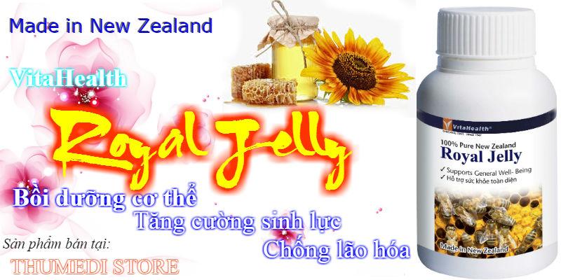 VitaHealth Royal Jelly. THUMEDI STORE_A2B
